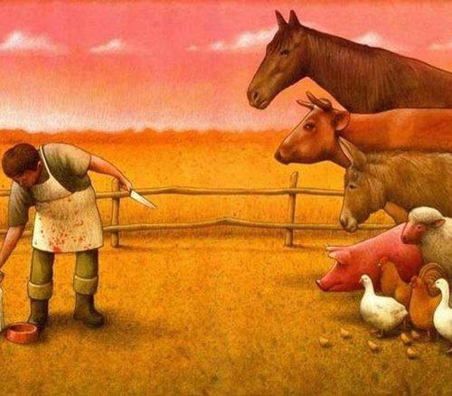 notre-monde-ne-tourne-plus-rond-des-illustrations-satiriques-denoncent-les-horreurs-de-la-societe-actuelle20
